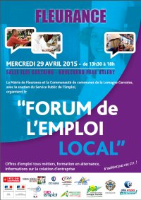 Forum emploi local