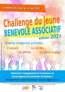 2° édition du Challenge du jeune bénévole 2021